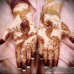 Фото Свадебное мехенди (рисунки хной) - 22052017 - пример - 119 Wedding mehendi