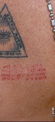 Фото Тату талисман – пример – 29052017 – пример – 009 Tattoo Talismans