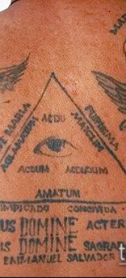Фото Тату талисман – пример – 29052017 – пример – 010 Tattoo Talismans