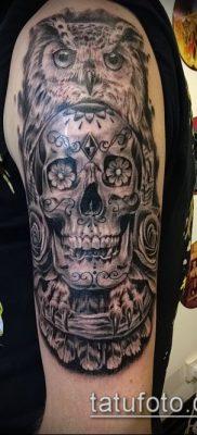 Фото Тату талисман – пример – 29052017 – пример – 018 Tattoo Talismans