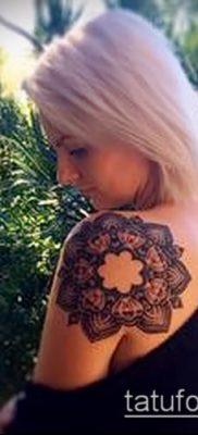 Фото Тату талисман – пример – 29052017 – пример – 019 Tattoo Talismans