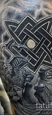 Фото Тату талисман – пример – 29052017 – пример – 042 Tattoo Talismans