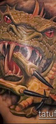 Фото Тату талисман – пример – 29052017 – пример – 043 Tattoo Talismans