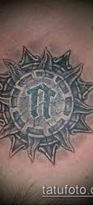 Фото Тату талисман – пример – 29052017 – пример – 056 Tattoo Talismans