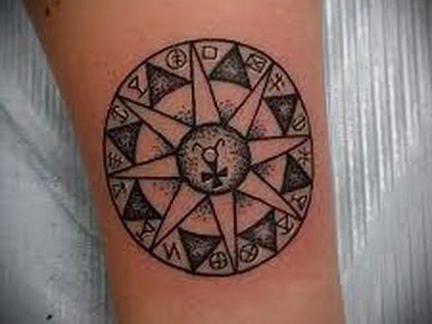 Фото Тату талисман - пример - 29052017 - пример - 058 Tattoo Talismans