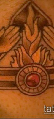 Фото Тату талисман – пример – 29052017 – пример – 061 Tattoo Talismans