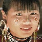 Фото история пирсига (tattoo) (значение) - пример рисунка - 024 tatufoto.com