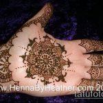 Фото мандала хной - 20052017 - пример - 004 Mandala henna