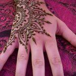 Фото мандала хной - 20052017 - пример - 005 Mandala henna