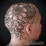 Фото мандала хной - 20052017 - пример - 006 Mandala henna