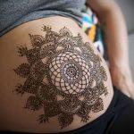 Фото мандала хной - 20052017 - пример - 006 Mandala henna 2342