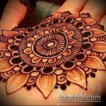 Фото мандала хной - 20052017 - пример - 011 Mandala henna