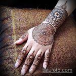 Фото мандала хной - 20052017 - пример - 012 Mandala henna