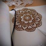 Фото мандала хной - 20052017 - пример - 024 Mandala henna