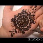 Фото мандала хной - 20052017 - пример - 030 Mandala henna