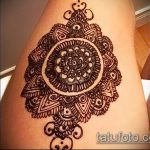 Фото мандала хной - 20052017 - пример - 031 Mandala henna