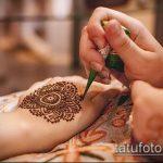 Фото мандала хной - 20052017 - пример - 033 Mandala henna