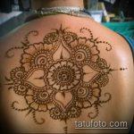 Фото мандала хной - 20052017 - пример - 034 Mandala henna