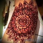Фото мандала хной - 20052017 - пример - 038 Mandala henna