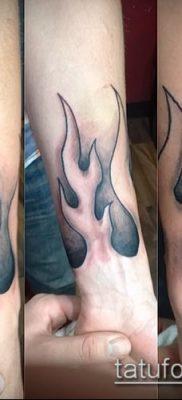 Фото татуировки пламя – пример рисунка – 27052017 – пример – 002 Flame tattoos