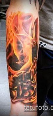 Фото татуировки пламя – пример рисунка – 27052017 – пример – 005 Flame tattoos