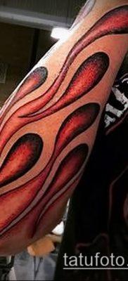 Фото татуировки пламя – пример рисунка – 27052017 – пример – 009 Flame tattoos