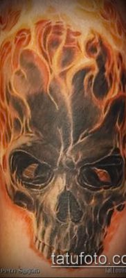 Фото татуировки пламя – пример рисунка – 27052017 – пример – 023 Flame tattoos