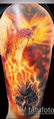 Фото татуировки пламя – пример рисунка – 27052017 – пример – 029 Flame tattoos
