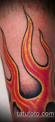Фото татуировки пламя – пример рисунка – 27052017 – пример – 031 Flame tattoos