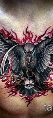 Фото татуировки пламя – пример рисунка – 27052017 – пример – 033 Flame tattoos