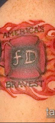 Фото татуировки пламя – пример рисунка – 27052017 – пример – 044 Flame tattoos