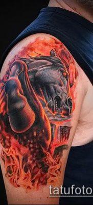 Фото татуировки пламя – пример рисунка – 27052017 – пример – 046 Flame tattoos