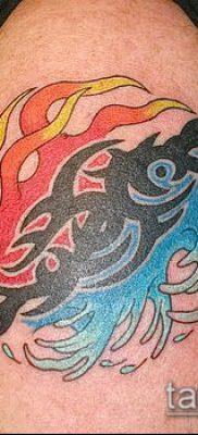 Фото татуировки пламя – пример рисунка – 27052017 – пример – 047 Flame tattoos