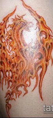Фото татуировки пламя – пример рисунка – 27052017 – пример – 048 Flame tattoos