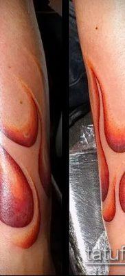 Фото татуировки пламя – пример рисунка – 27052017 – пример – 052 Flame tattoos