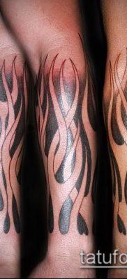 Фото татуировки пламя – пример рисунка – 27052017 – пример – 052 Flame tattoos 2342222