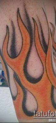 Фото татуировки пламя – пример рисунка – 27052017 – пример – 054 Flame tattoos