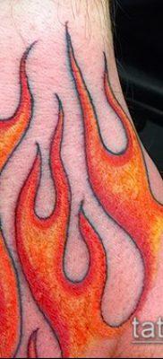 Фото татуировки пламя – пример рисунка – 27052017 – пример – 062 Flame tattoos