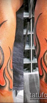 Фото татуировки пламя – пример рисунка – 27052017 – пример – 065 Flame tattoos