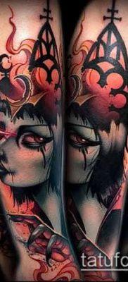 Фото татуировки пламя – пример рисунка – 27052017 – пример – 076 Flame tattoos