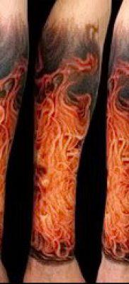 Фото татуировки пламя – пример рисунка – 27052017 – пример – 112 Flame tattoos