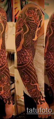 Фото татуировки пламя – пример рисунка – 27052017 – пример – 119 Flame tattoos