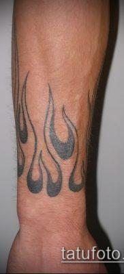 Фото татуировки пламя – пример рисунка – 27052017 – пример – 121 Flame tattoos