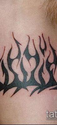 Фото татуировки пламя – пример рисунка – 27052017 – пример – 127 Flame tattoos