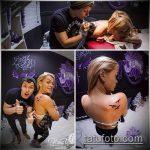 Фото тату Анны Хилькевич (tattoo) (значение) - пример рисунка - 004 tatufoto.com