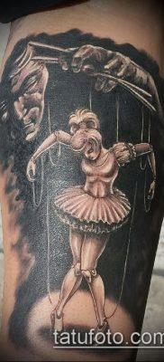 Фото тату Кукловод – пример рисунка – 30052017 – пример – 004 Tattoo Puppeteer