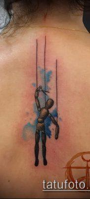 Фото тату Кукловод – пример рисунка – 30052017 – пример – 005 Tattoo Puppeteer