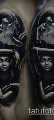 Фото тату Кукловод – пример рисунка – 30052017 – пример – 009 Tattoo Puppeteer