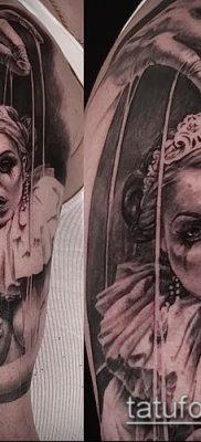 Фото тату Кукловод – пример рисунка – 30052017 – пример – 013 Tattoo Puppeteer