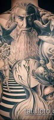 Фото тату Кукловод – пример рисунка – 30052017 – пример – 027 Tattoo Puppeteer